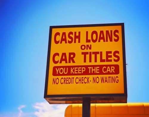 auto and car title loans in Berkeley, CA