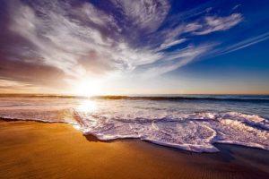 california beach picture